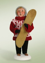 Boy with SnowBoard