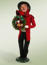 Caroling Man