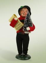 Caroling Boy