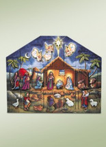 Nativity Advent Calander