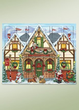 North Pole Musical Advent Calander