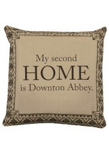 My second home pillow