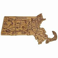 Ma Destination Cutting Board