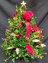 Christmas Boxwood Tree
