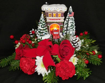 A great Holiday keepsake and décor to keep year after year!