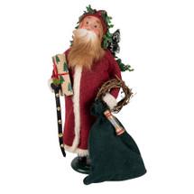 Byers Choice Red Bearded Santa
