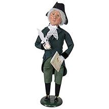Byers Choice Alexander Hamilton