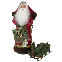 Byers Choice Trim A Tree Santa