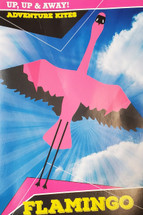 Adventure Kite Flamingo