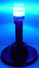 FL-BW: Flare Lite®: Blue and White Emergency LED Flameless Flare