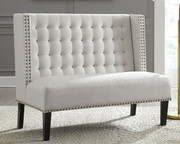 Ashley Beauland Ivory Accent Bench