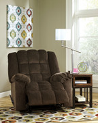 Ashley Ludden Cocoa Rocker Recliner