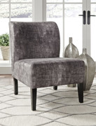 Ashley Triptis Charcoal Accent Chair