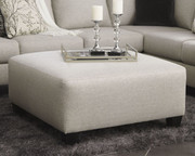 Ashley Hallenberg Fog Oversized Accent Ottoman