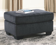 Ashley Altari Slate Ottoman