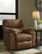 Ashley Boxberg Bark Power Rocker Recliner