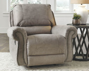 Ashley Olsberg Steel Rocker Recliner