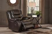 Ashley Vacherie Chocolate Rocker Recliner