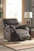 Ashley Boxberg Teak Power Rocker Recliner