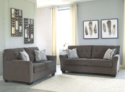 Ashley Alsen Granite Sofa/Couch & Loveseat
