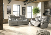 Ashley Mitchiner Fog 2 Pc. Reclining Sofa/Couch & Loveseat