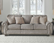 Ashley Olsberg Steel Sofa/Couch