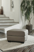 Ashley Calicho Cashmere Ottoman