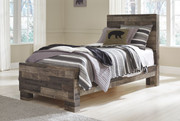 Ashley Derekson Multi Gray Twin Panel Bed