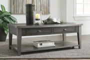 Ashley Branbury Gray Rectangular Cocktail Table