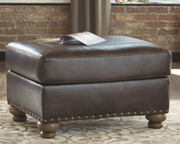 Ashley Nicorvo Coffee Ottoman