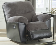 Ashley Millingar Smoke Rocker Recliner