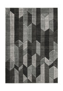 Ashley Chayse Black/Gray Large Rug