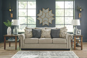 Ashley Zarina Jute Sofa/Couch