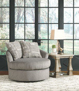 Ashley Soletren Ash Swivel Accent Chair