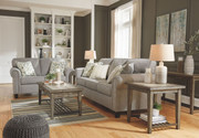Ashley Alandari Gray Sofa & Loveseat