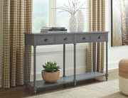 Ashley Eirdale Gray Console Sofa/Couch Table