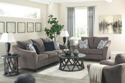 Ashley Nemoli Slate Sofa/Couch/Couch, Loveseat, Chair and a Half & Ottoman
