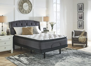 Sierra Sleep Limited Edition Pillowtop White Queen Mattress & Foundation