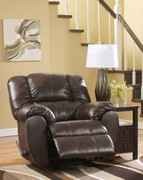 Ashley Dylan Espresso Rocker Recliner