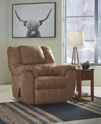 Ashley McGann Saddle Rocker Recliner