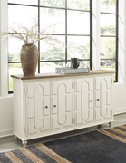 Ashley Roranville Antique White Accent Cabinet