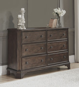 Ashley Adinton Brown Dresser