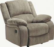 Ashley Draycoll Pewter Rocker Recliner