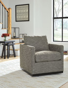 Ashley Grona Earth Swivel Accent Chair