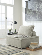 Ashley Bales Taupe Accent Chair