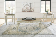 Ashley Realyn Two-tone Occasional Table Set (3/CN)