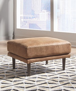 Ashley Arroyo Caramel Ottoman