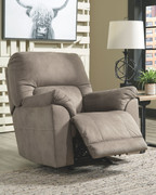Ashley Cavalcade Slate Rocker Recliner