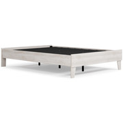 Ashley Paxberry Two-tone Full Platform Bed
