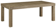 Ashley Silo Point Brown Rectangular Cocktail Table